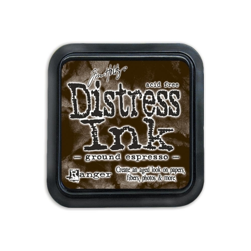 Tinta Distress Ground Espresso