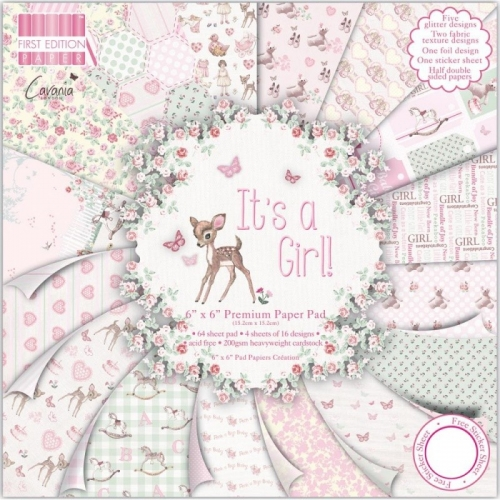 It´s a Girl! - First edition