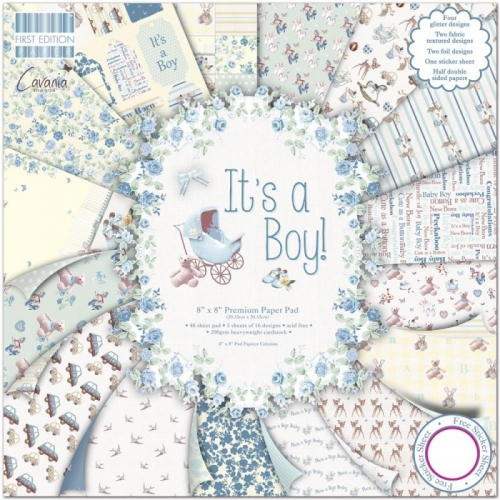 It´s a boy! - First Edition