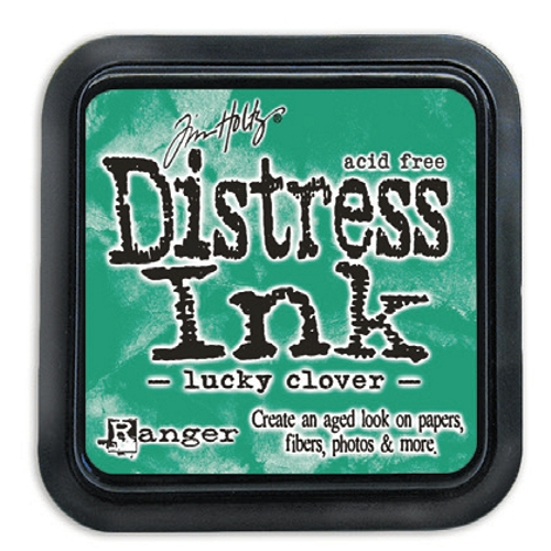 Tinta Distress Lucky clover