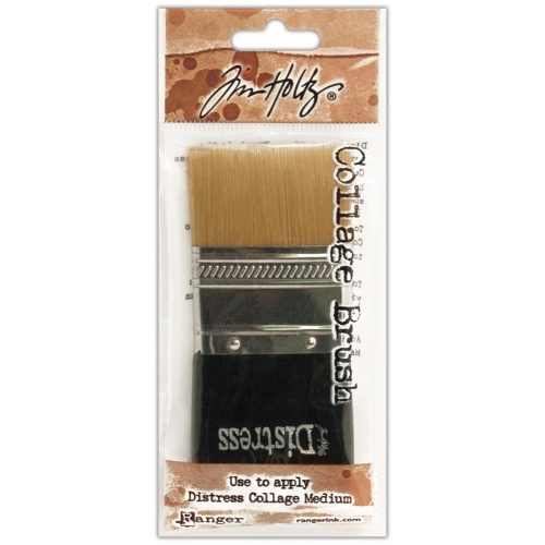 Tim Holtz Distress Collage Brush - 1-3/4""