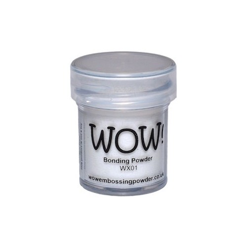 Polvos embossing WOW Bonding Powder