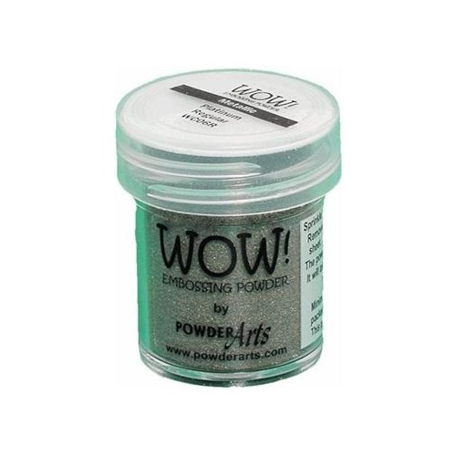 Polvos embossing WOW - Platinum
