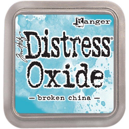 Tinta Distress Oxide Tim Holtz - Broken China