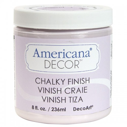 Pintura Americana Chalky finish. Promise