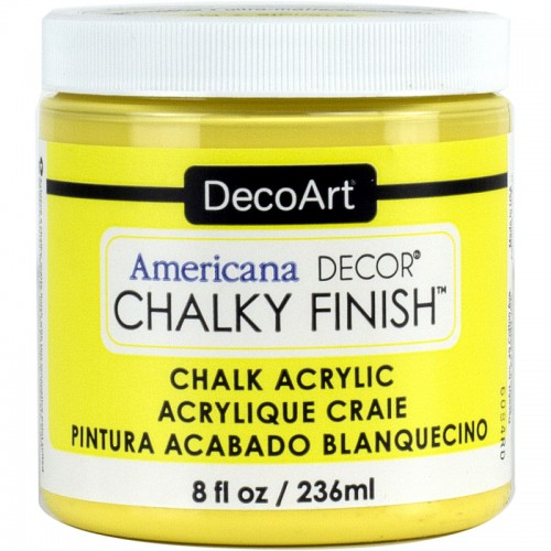 Pintura Americana Chalky finish. Rejuvenate