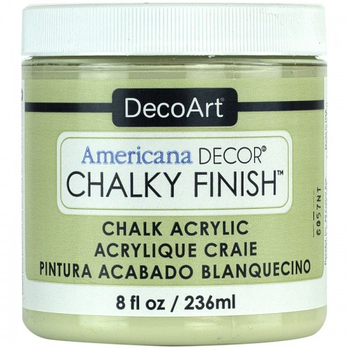 Pintura Americana Chalky finish. Revive