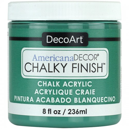 Pintura Americana Chalky finish. Keepsake