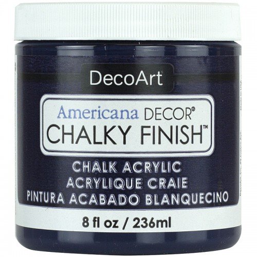 Pintura Americana Chalky finish. Honor