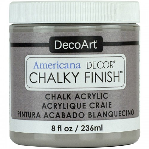 Pintura Americana Chalky finish. Artifact
