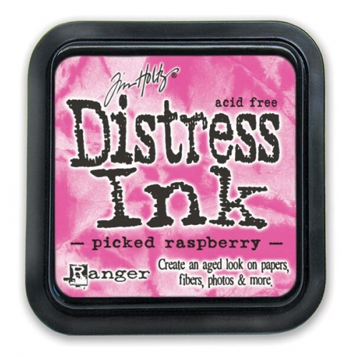 Tinta Distress Picked Raspberry