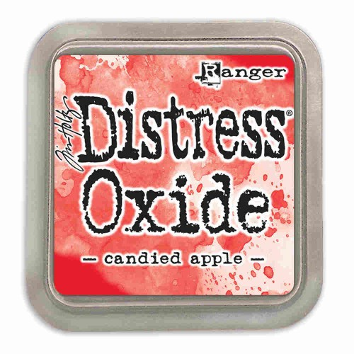 Tinta Distress Oxide Tim Holtz - Candied apple