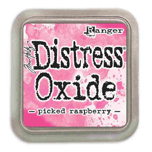 Tinta Distress Oxide Tim Holtz - Picked Raspberry