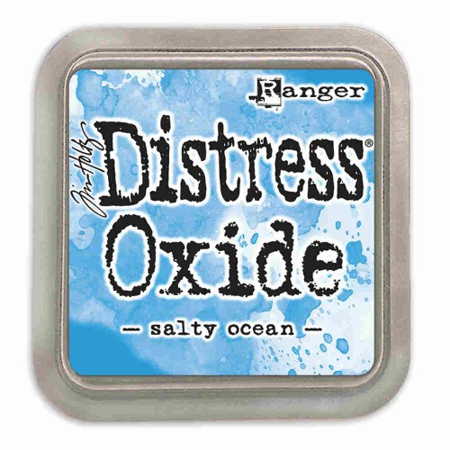 Tinta Distress Oxide Tim Holtz - Salty ocean