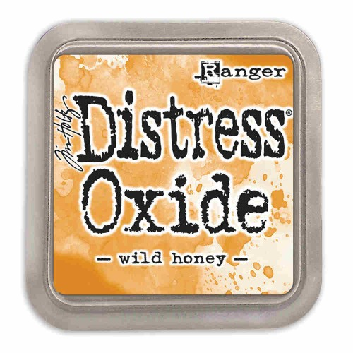 Tinta Distress Oxide Tim Holtz - Wild Honey