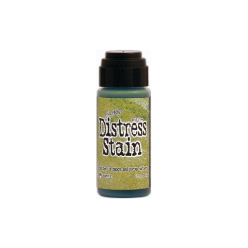Distress Stain Crushed Olive