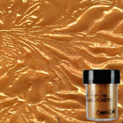 Polvos embossing Lindy's Stamp - Caesar's Gold
