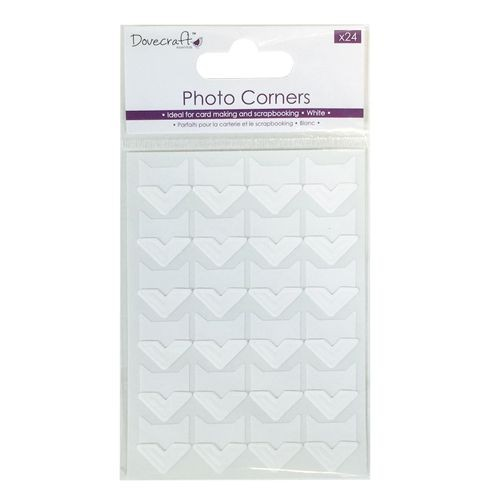 Photo Corners Dovecraft