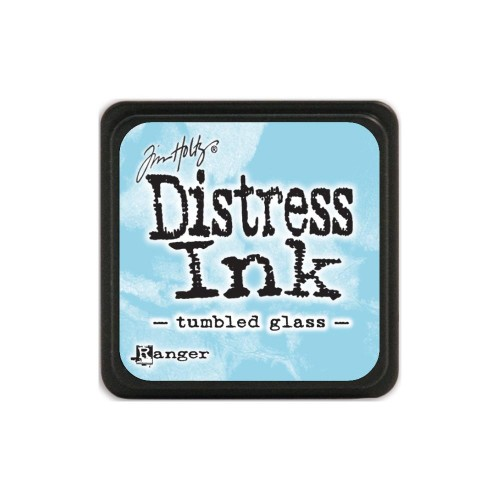Tinta Distress Mini Tumbled Glass