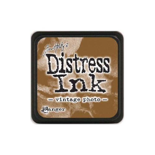 Tinta Distress Mini Vintage Photo