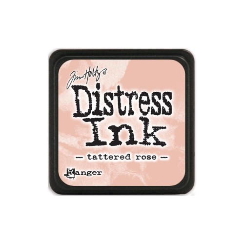 Tinta Distress Mini Tattered Rose