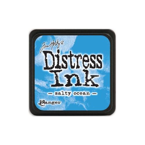 Tinta Distress Mini Salty Ocean.