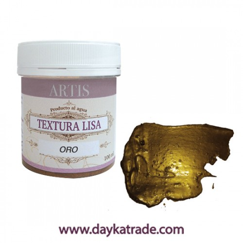 Textura lisa oro - Dayka Trade.