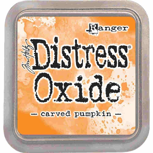 Tinta Distress Oxide Tim Holtz - Carved Pumpkin