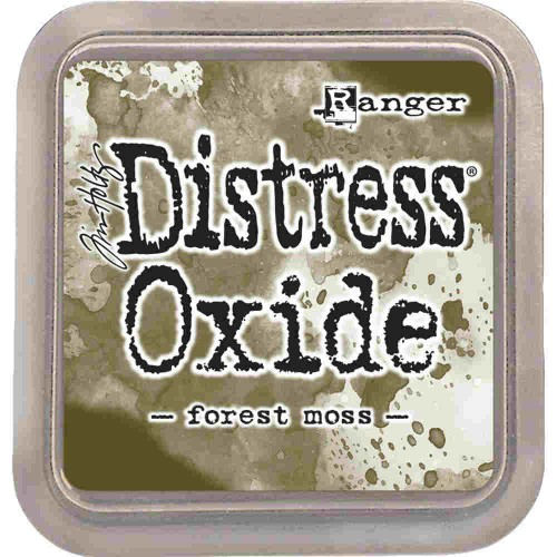 Tinta Distress Oxide Tim Holtz - Forest Moss