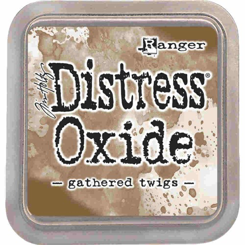 Tinta Distress Oxide Tim Holtz - Gathered Twigs
