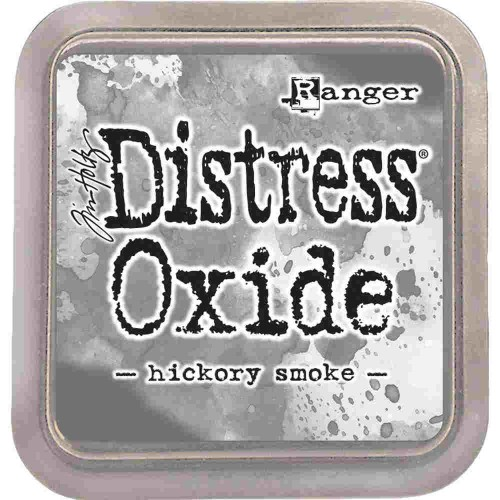 Tinta Distress Oxide Tim Holtz - Hickory Smoke