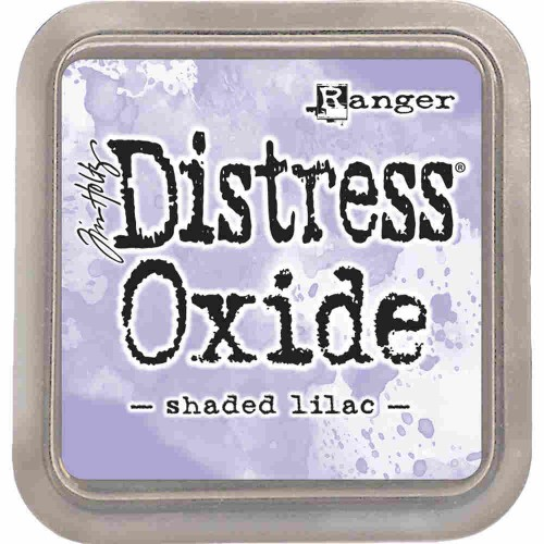 Tinta Distress Oxide Tim Holtz - Shaded Lilac