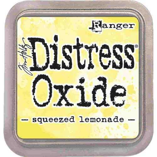 Tinta Distress Oxide Tim Holtz - Squeezed Lemonade