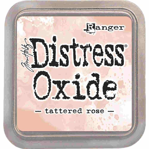 Tinta Distress Oxide Tim Holtz - Tat Rose