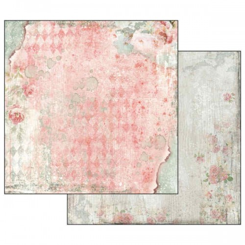 Kit de papeles de Scrapbooking Stamperia - Dream