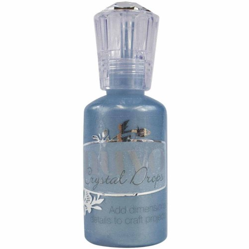 Nuvo Crystal Drops - Navy blue