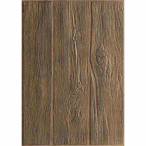 Placa de textura 3D TEXTURED IMPRESSIONS Wood Planks by Tim Holtz